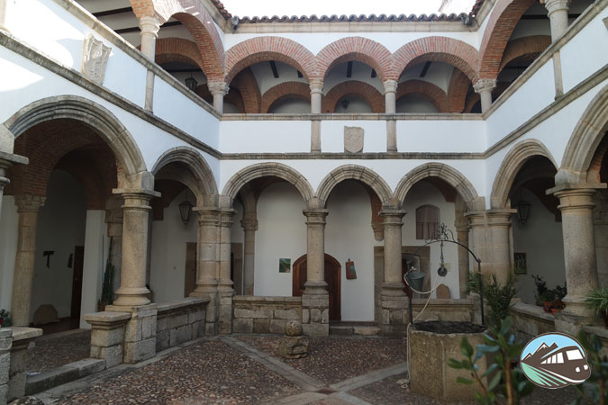 Convento de la Madre de Dios – Coria