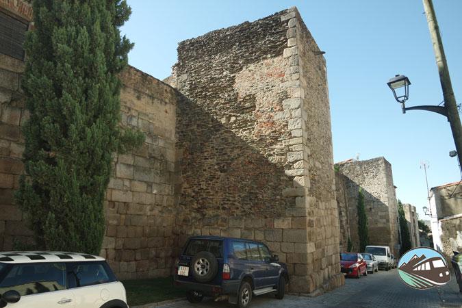 Muralla de Coria