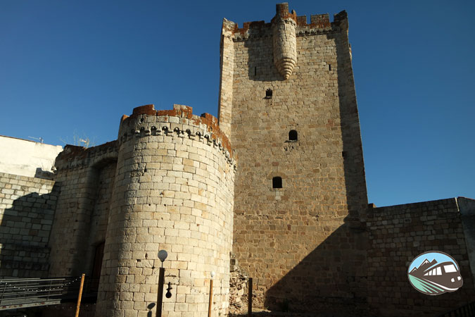Castillo de Coria
