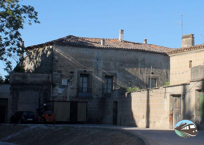 Palacio de los Duques de Alba - Coria