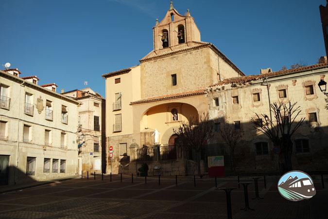Iglesia de San Pedro - Molina de Aragón