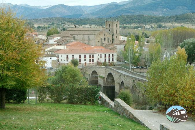 Panorámica de El Barco de Ávila