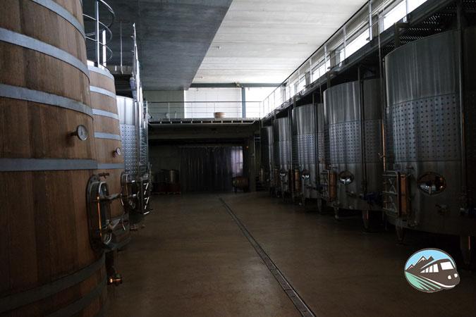 Depositos de vino