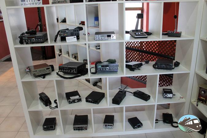 Museo de radioaficionados - San Roque