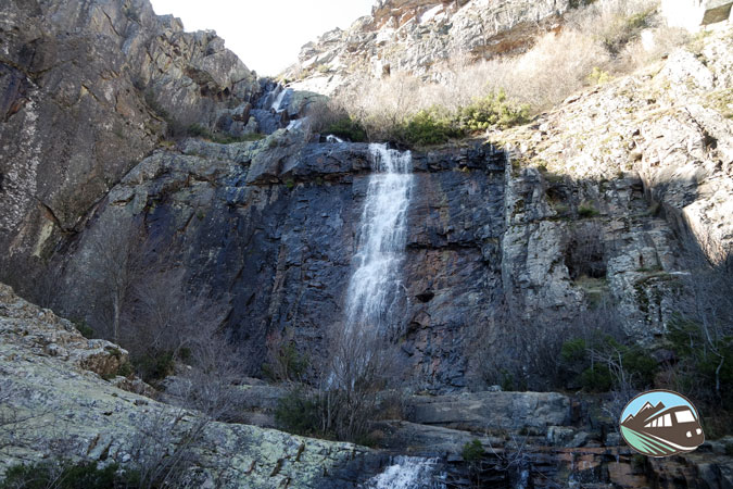 Chorreras de Despeñalagua – Valverde de los Arroyos