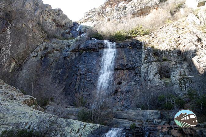 Chorreras de Despeñalagua - Valverde de los Arroyos