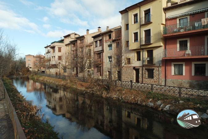 Paseo fluvial - Molina de Aragón