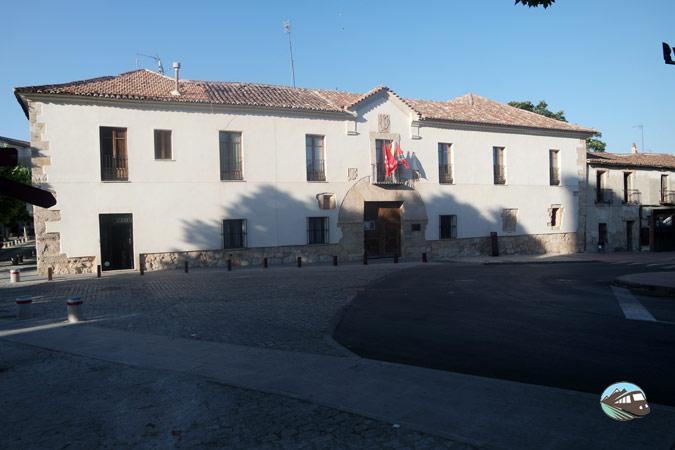 Casa de tercia- Villarejo de Salvanés