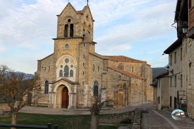 Iglesia de San Vicente - Frías
