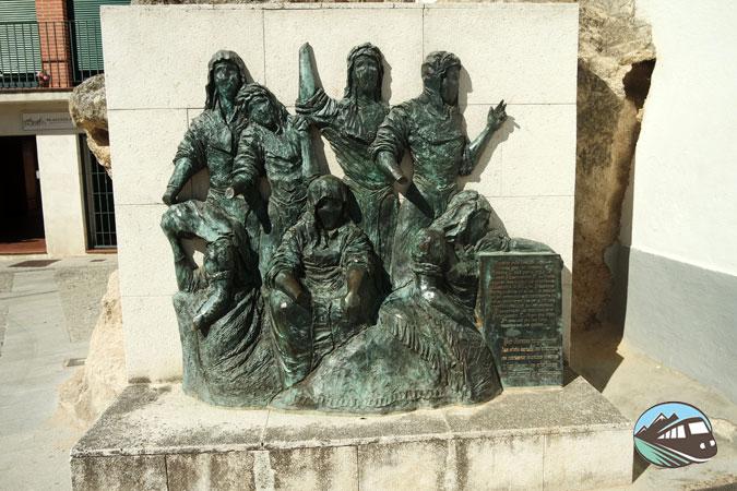 Monumento a las doncellas de Simancas