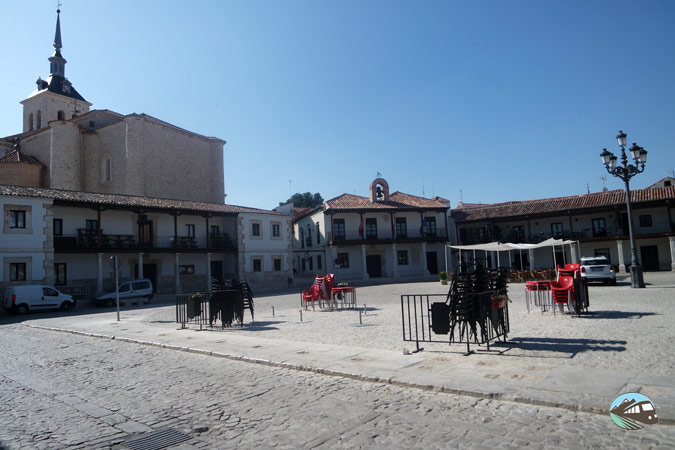 Plaza Mayor - Colmenar de Oreja