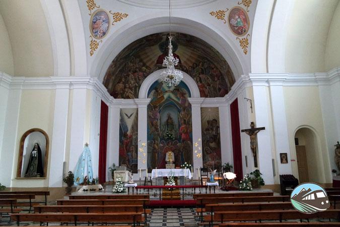 Iglesia Santa María de lo Alto - Ayna