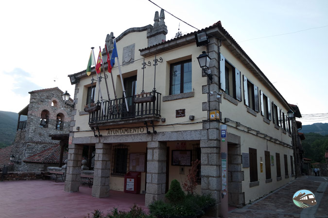 Ayuntamiento d Puebla de la Sierra