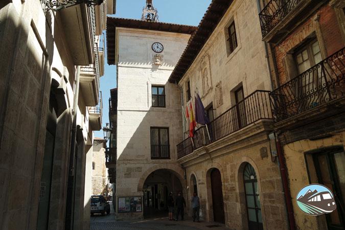 Torre del Ayuntamiento - Briviesca