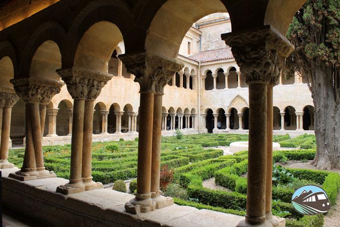 Claustro del Monasterio de Santo Domingo de Silos