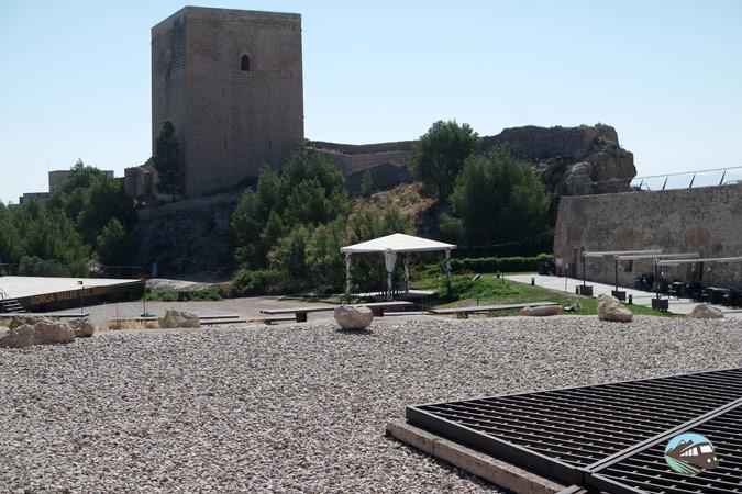 Explanada del Castillo