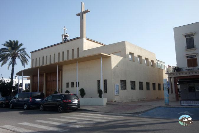 Iglesia Santa María Del Mar – Cabo de Palos