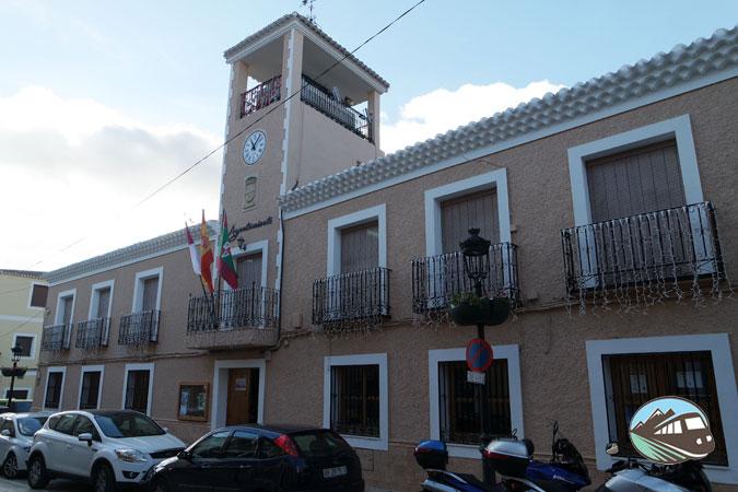 Plaza mayor Liétor