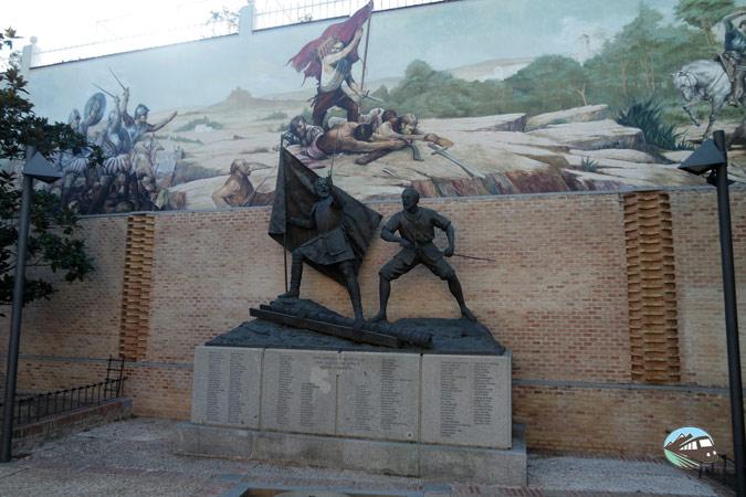 Monumento a Alonso de Arreo