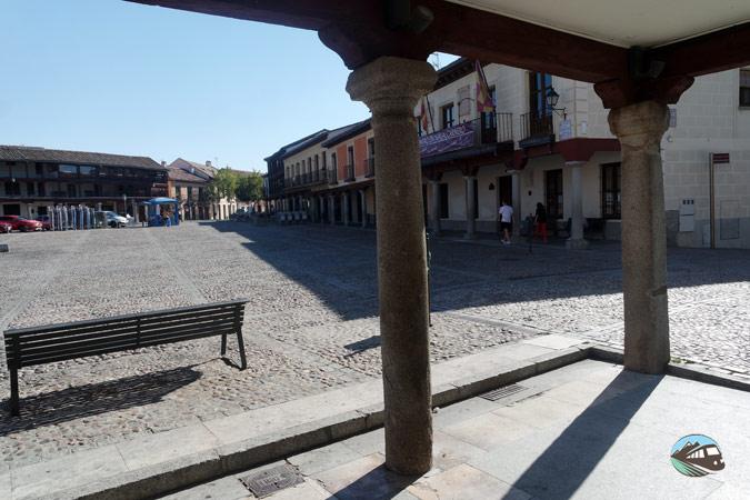 Plaza de Segovia - Navalcarnero