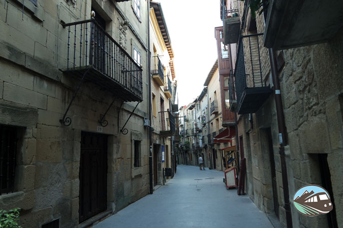 Calles de Laguardia