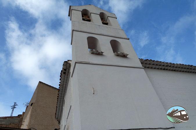 Iglesia de San José - Molinicos