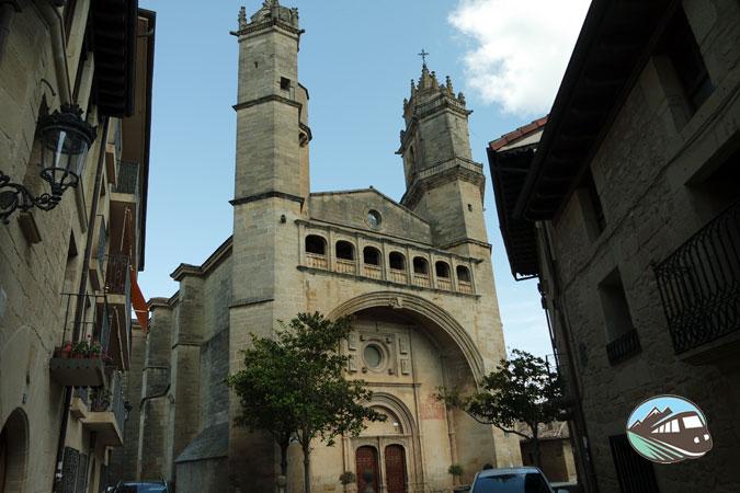 Iglesia de San Andrés - Elciego
