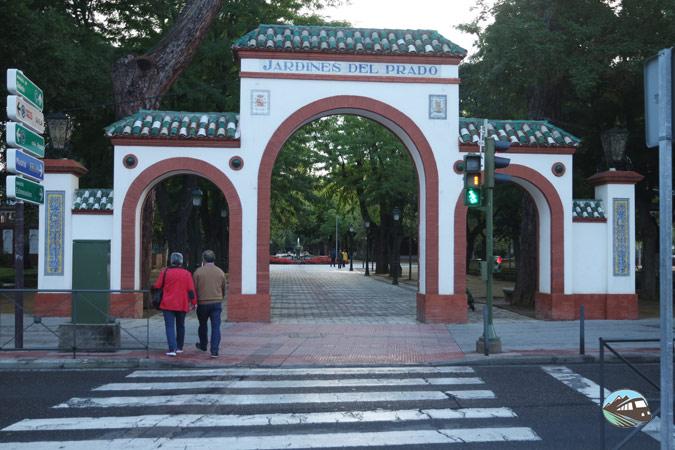 Jardines del Prado - Talavera de la Reina