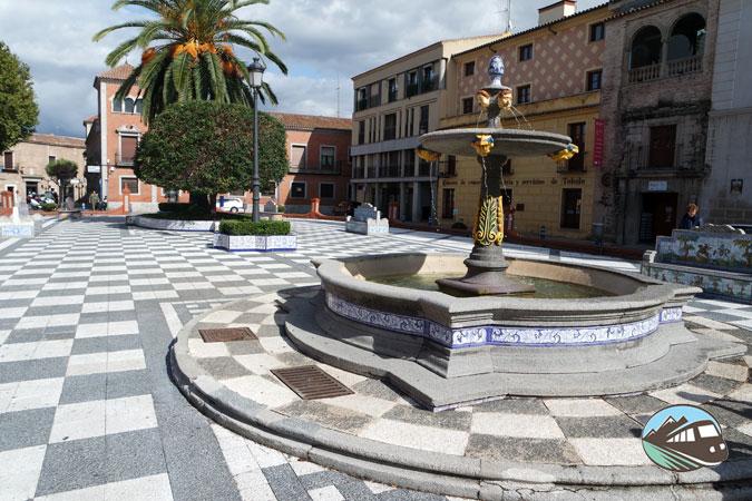 Plaza del Pan - Talavera de la Reina