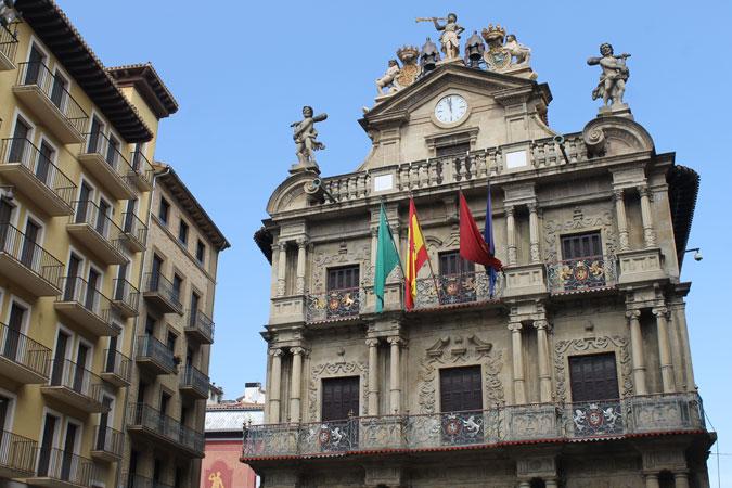 Ayuntamiento dePamplona