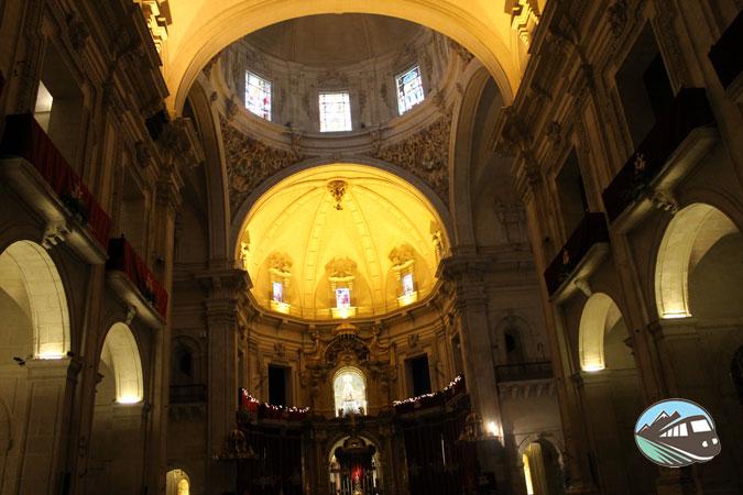 Basílica de Santa María – Elche