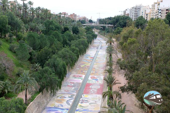 Río Vinalopó - Elche