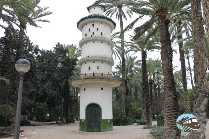 Faro – Parque Municipal de Elche