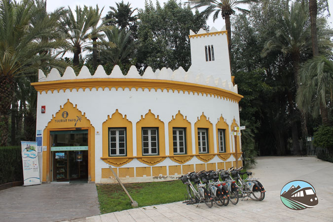 Oficina de Turismo - Elche