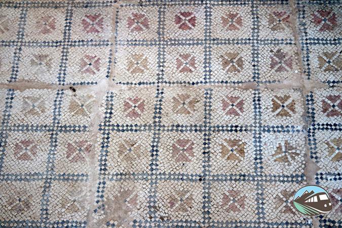Mosaico – Villa romana de La Dehesa
