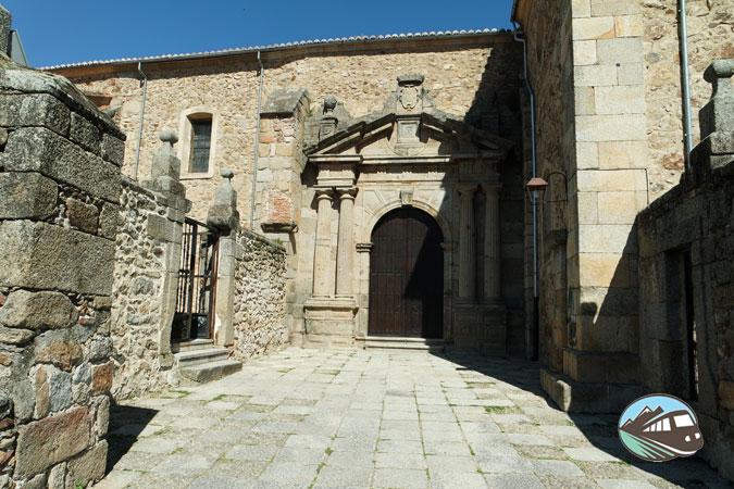Iglesia de Santa María - Hervás