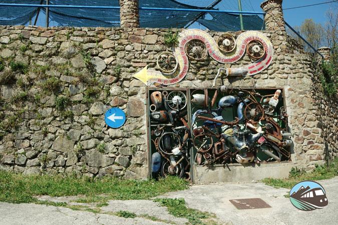 Museo de la moto y el coche clásico - Hervás