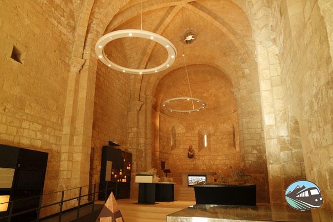 Iglesia de Santa María Jus del Castillo