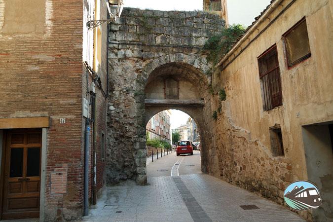 Puerta de Castilla de Estella