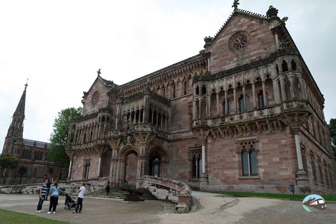 Palacio de Sobrellano – Comillas