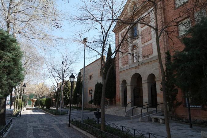 Iglesia de los Trinitarios