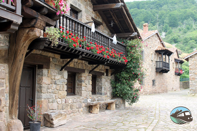 Casas de Bárcena Mayor