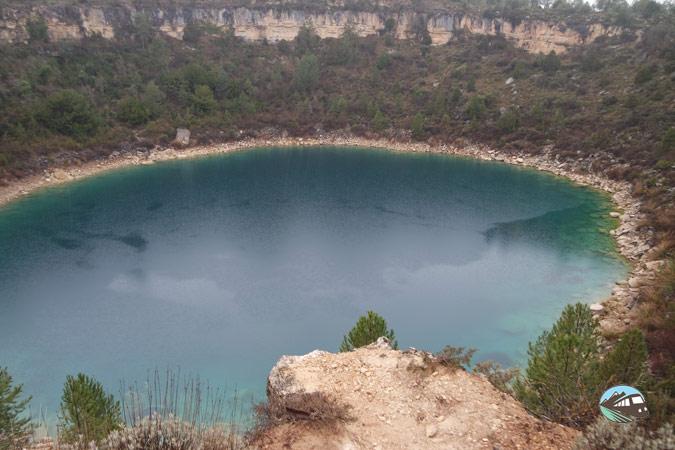 Laguna del Tejo - Lagunas de Cañada de Hoyo