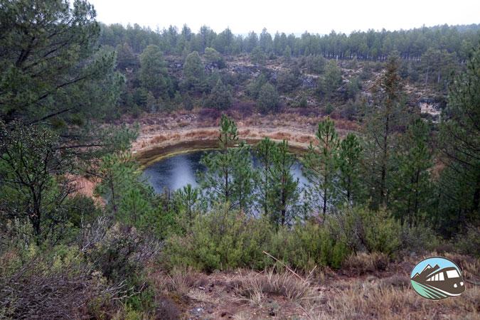 Lagunillo del Tejo - Lagunas de Cañada de Hoyo