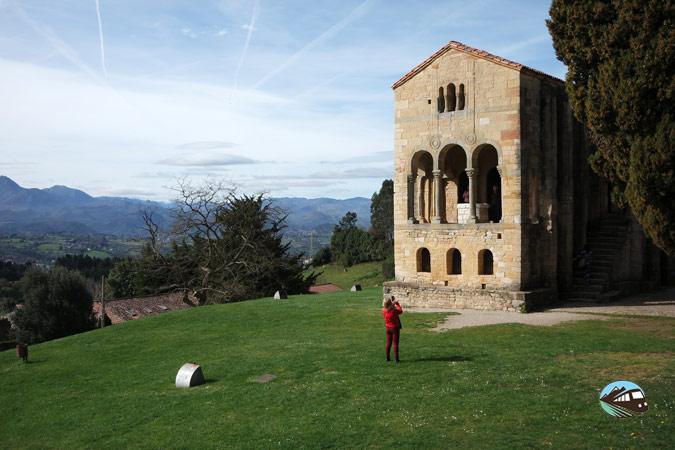 Prerrománico de Oviedo