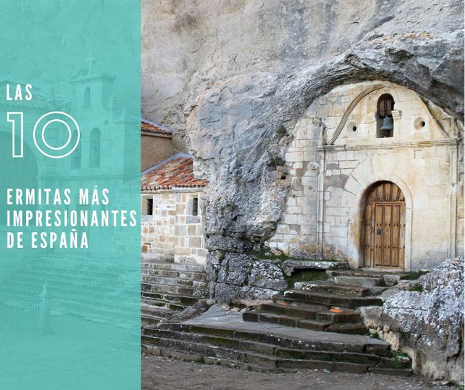10 ermitas de España – Portada