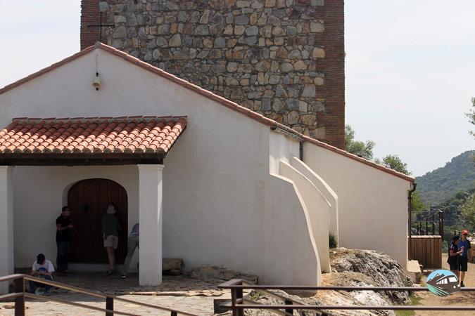Ermita de la Virgen de Monfragüe