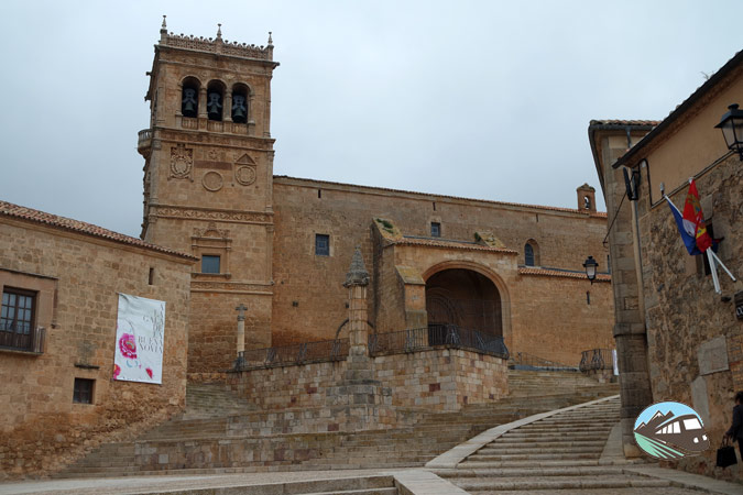 Iglesia parroquial - Morón de Almazán