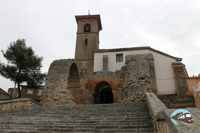 Iglesia Santa María de los Alcázares
