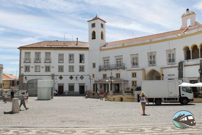 Plaza de la República – Elvas